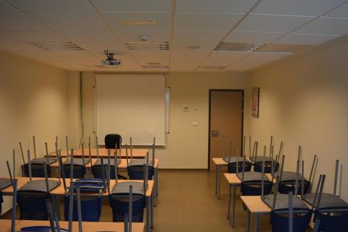 aula pequeña