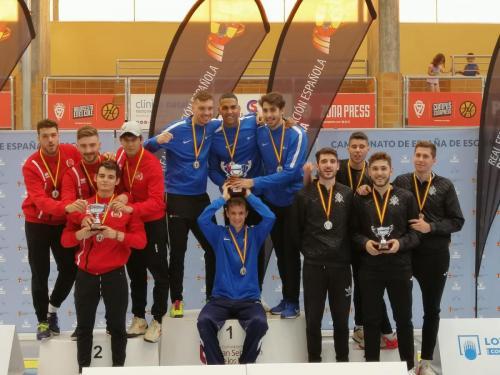 Campeonato de España Senior